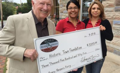 Renew Harpers Ferry Fire Relief Fund