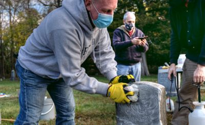 Cedar Hill Cemetery Initiative