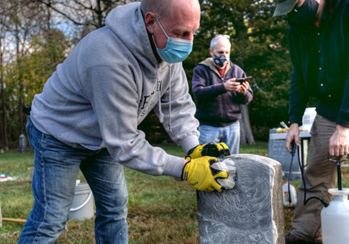 Cedar Hill Cemetery Initiative